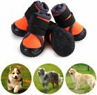Breathable Dog Shoes Pet Paws Protector Waterproof Anti-Skid Dog Boots Hiking