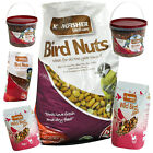 Wild Bird Feed Peanuts / Nuts - Wide Choice of Pack Sizes - Kingfisher
