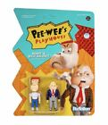 Pee Wees Playhouse Super7 ReAction