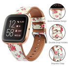For Fitbit Versa 2/ Fitbit Versa Lite Genuine Leather Watch Band Strap Wristband image