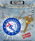 Philadelphia 76ers - Keychain - Choose From 12 Designs on eBay