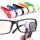 1 5Pcs Portable Cleaning Brush Wiper For Glasses Sunglasses Eyeglass Spectacles
