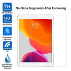 "Tempered Glass Screen Protector for iPad 10.2"" 7th 9.7"" 5th 6th Air Pro Mini 5 4"