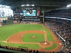 2020 HOUSTON ASTROS 6 GAME PACKAGE...4 SEATS... FRONT ROW..ALL FRIDAY GAMES !!!  on Ebay
