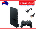 Playstation 2 Slim Console + Games + Accessories + Warranty | Ps2 | Free Express