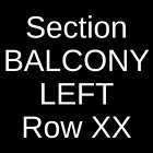 2 Tickets The Rocket Man Show 2/26/20 Fort Myers, FL