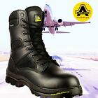 Amblers COMBAT Boots NON METALLIC SIA Security Prison Airside Occupational