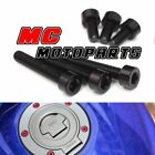 Motorcycle Gas Cap Bolts Fit Triumph Daytona 675 RSV1000 Mille Tuono 1000 TT600 $15.12 USD on eBay