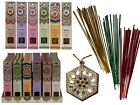 Karma Scents Incense 40 Sticks Decorative Holder - Vanilla Jasmine Rose