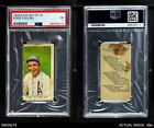 1909 E102 Eddie Collins PSA 1 - POORBaseball Cards - 213