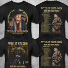 Willie Nelson Ride Me Back Home Tour 2020 T shirt S-3XL MEN'S