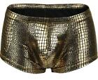 Men's Sexy Serpentine breathed Underwear Big Pouch Soft Underpants Boxer 515