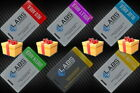 E F T   Lab Red Keycard Violet Blue Green Black Yellow  GIFT  SAFEST  Fast