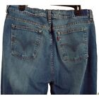 Genuine Levis 505 Mens Jeans Original Vintage Straight Regular Fit Bottom