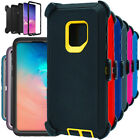 For Samsung Galaxy S9 S9 Plus Shockproof Hard Case Clip Fits Otterbox Defender