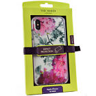 Genuine Ted Baker London Slim Designer Tough Case Cover For iPhone XS Max & XR