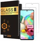 Premium Samsung Galaxy S20,S20+,S20 Ultra, A71 Tempered Glass Screen Protector