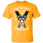 Built For Speed Motorcycle T-Shirt