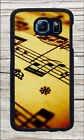 MUSIC SHEET FOR ARTIST CASE COVER FOR SAMSUNG GALAXY S6 -dlk9X