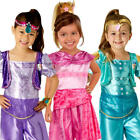 Shimmer & Shine Girls Genie Kids Fancy Dress Costume - Outfit For Book Week