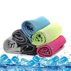 COOLING TOWEL for Golf Tennis Gym Yoga Workouts Sports Running Jogging Fitness image