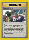 Erika's Maids Trainer Uncommon Pokemon Card Gym Heroes 109/132