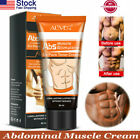 Men /Women Slimming Cream Fat Burning Muscle Belly Stomach Reducer Weight Loss