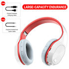 T5 Headset Wireless Bluetooth Noise Cancelling In-Ear Headphone Stereo with Mic