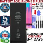 Battery Replacement For iPhone 8 and 8 Plus Li-ion + FREE TOOL KIT (LONGLIFE)