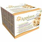 Applaws 100% Natural Cat Food Multipack Chicken Selection, 12x 70g