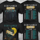Disturbed The Sickness Anniversary Tour 2020 T shirt S-3XL MEN'S image