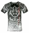 XTREME COUTURE by AFFLICTION Men T-Shirt IMPERIAL DRAGON Biker MMA GYM S-4X $40 image