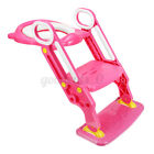 198lbs Kids Potty Trainer Child Toddler Toilet Ladder Chair w/ Step Stool