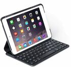 Inateck Bluetooth Keyboard Case for  iPad Mini 3 2 1 PU Case Stand Cover