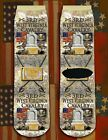 3rd West Virginia Cavalry American Civil War/War Between the States crew socks