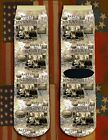 Battle of Bentonville American Civil War/War Between the States crew socks