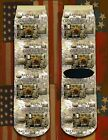 Battle of Chancellorsville American Civil War/War Between the States crew socks