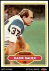 1980 Topps #108 Hank Bauer Chargers 7 - NM $3.25 USD on eBay