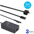 65W For Microsoft Surface Pro 3/4 Tablet Power Supply 1625 Adapter 15V Charger