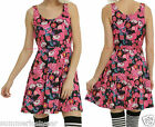 FLORAL CHESHIRE CAT DRESS FOR JUNIORS DISNEY ALICE IN WONDERLAND FREE SHIP