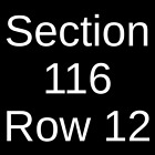 2 Tickets Los Angeles Rams @ Miami Dolphins 11/1/20 Miami Gardens, FL $438.6 USD on eBay