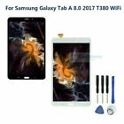 For Samsung Galaxy Tab A 8.0 T380 WiFi LCD Tablet Touch Screen Assembly New D4H6