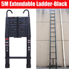 3.2M-6.2M Heavy Duty Multi-Purpose Aluminium Telescopic Ladder Extendable Steps