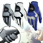 Men Golf Glove Synthetic Cabretta Leather Outdoor Sports Left Hand Glove 3Colors
