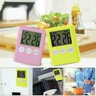 Large LCD Digital Kitchen Egg Cooking Timer Count Down Clock Alarm Stopwatch-US