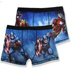 The Avengers Character Official Mens Boxers Shorts Trunks