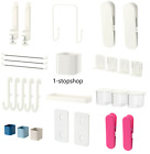 Ikea Skadis Home Bath Accessories Wall & Storage Organizers Fast Free Post