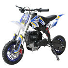 X PRO 40cc Kids Mini Dirt Bike with Chain Transmission Pull Start Disc Brake