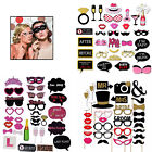 Hen Party Photo Props Booth Full Set Funny Selfie Night Game Wedding Accessories