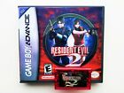 Resident Evil 2 Prototype Tech Demo Gameboy Advance GBA (Unreleased Game USA)